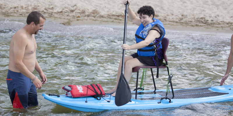 Adaptive Water Sports Weekend