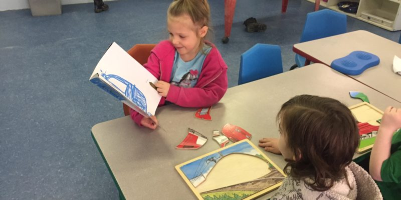 The Early Learning Center: Focus on Reading