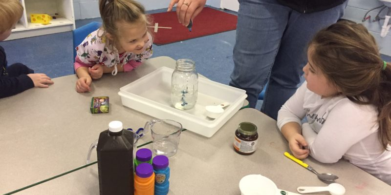 The Early Learning Center: Focus on Play as Science