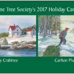 Pine Tree Society Holiday Cards