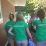 Pine Tree Camp campologist shirts