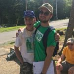 Pine Tree Camp counselor