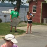 Pine Tree Camp waterfront rules