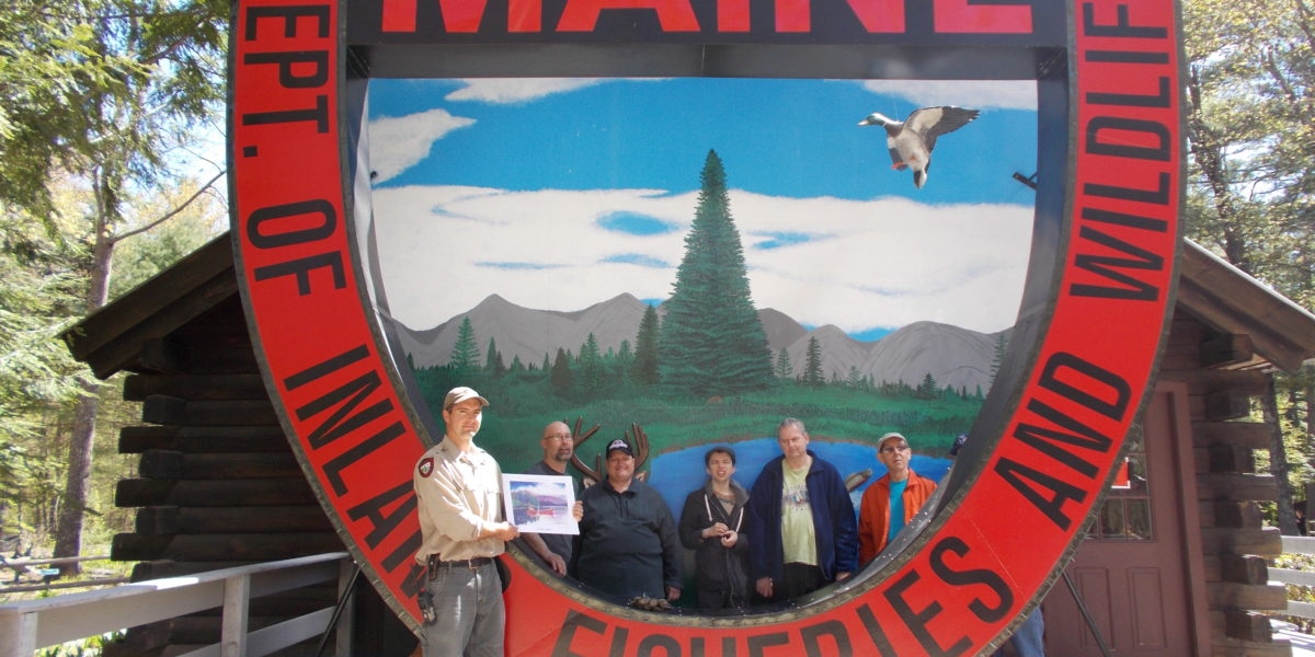 Pine Tree Society Home Support at Maine Wildlife Park