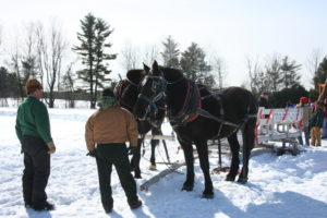World's Greatest Sleigh Ride to Benefit Pine Tree Camp
