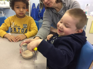 Pine Tree Society Early Learning Center science