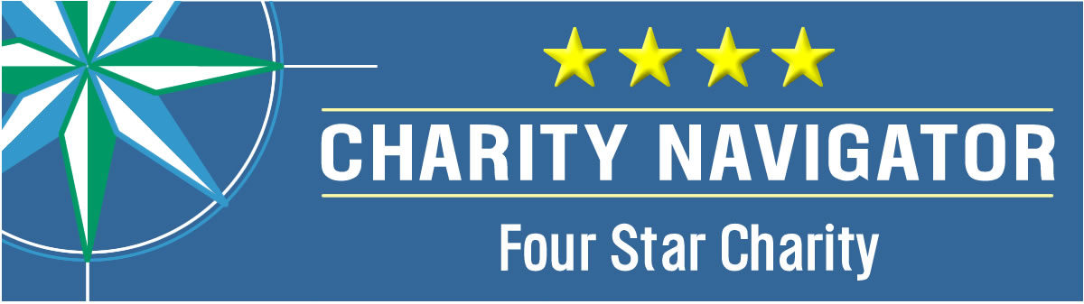 Pine Tree Society Charity Navigator 4 Star Banner