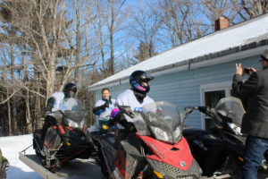 Q106.5 Egg Ride to benefit Pine Tree Camp