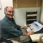 Audiologist Rich Bothfeld