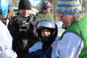 Snowmobile Ride-in to benefit Pine Tree Camp