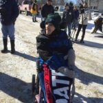 Snowmobile Ride in to benefit Pine Tree Camp