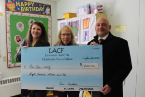 LACF awards grant to Pine Tree Society