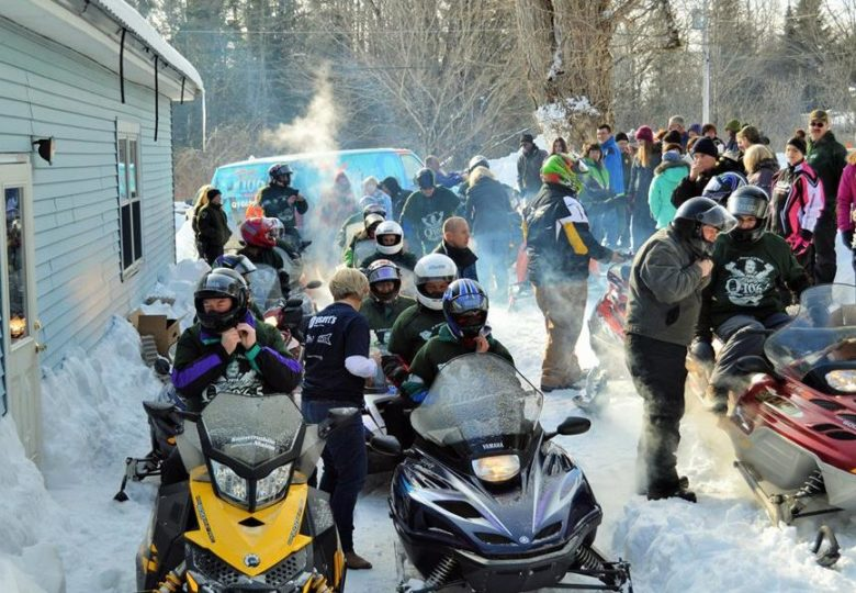 View 47th Annual Dysart's Snowmobile Ride-In to benefit Pine Tree Camp
