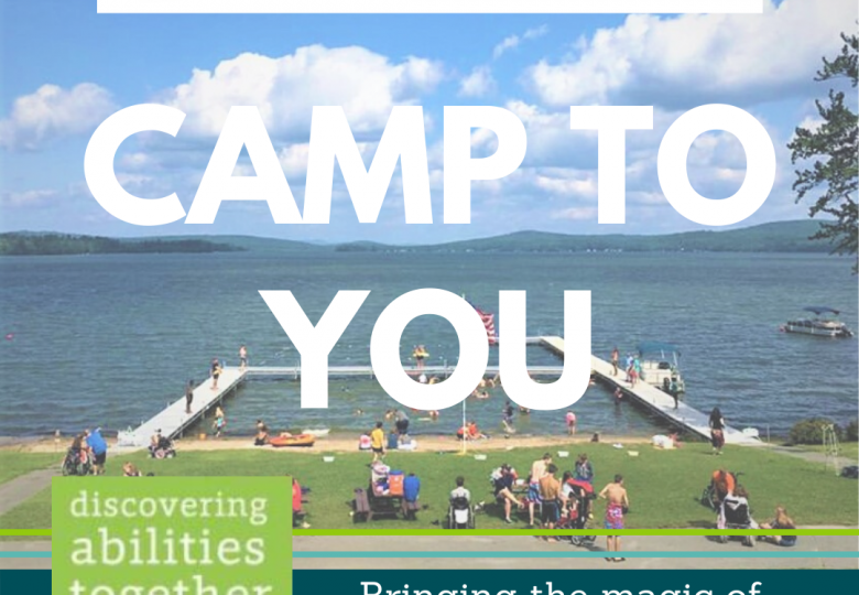 View Registration now open for Pine Tree Camp to You