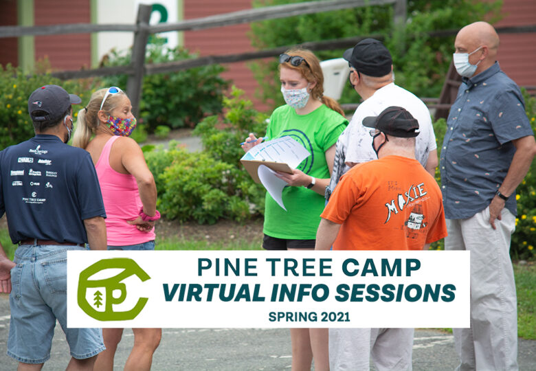 View Register for Pine Tree Camp's Virtual Info Sessions